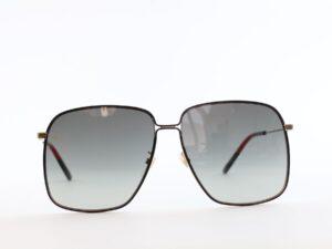 Gucci – GG0394S-001 61 Sunglass WOMAN METALLO