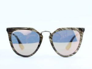 McQ – MQ0086S-003 52 Sunglass WOMAN ACETATE