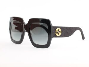 Gucci – GG0102S-001 54 Sunglass WOMAN ACETATE Suncane naocare