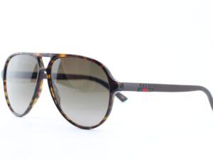 Gucci – GG0423S-009 60 Sunglass MAN ACETATO