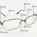 Naučite devet osnovnih djelova naočara